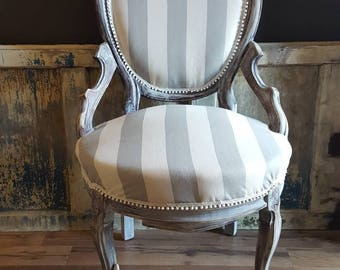 Antique Parlor Chair