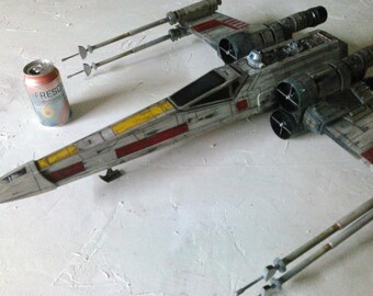 Star Wars X-Wing Fighter model BIG*