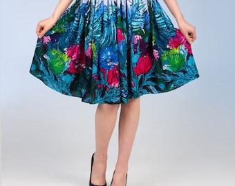 Wild Garden - short skirt