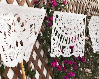 Wedding Mexican Papel Picado