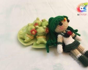 Sailor Pluto Amigurumi Pattern