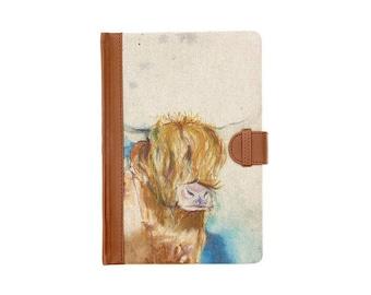 Voyage Notebook - Hamish - Highland Cattle