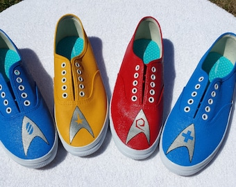 Star Trek Starfleet Division Shoes