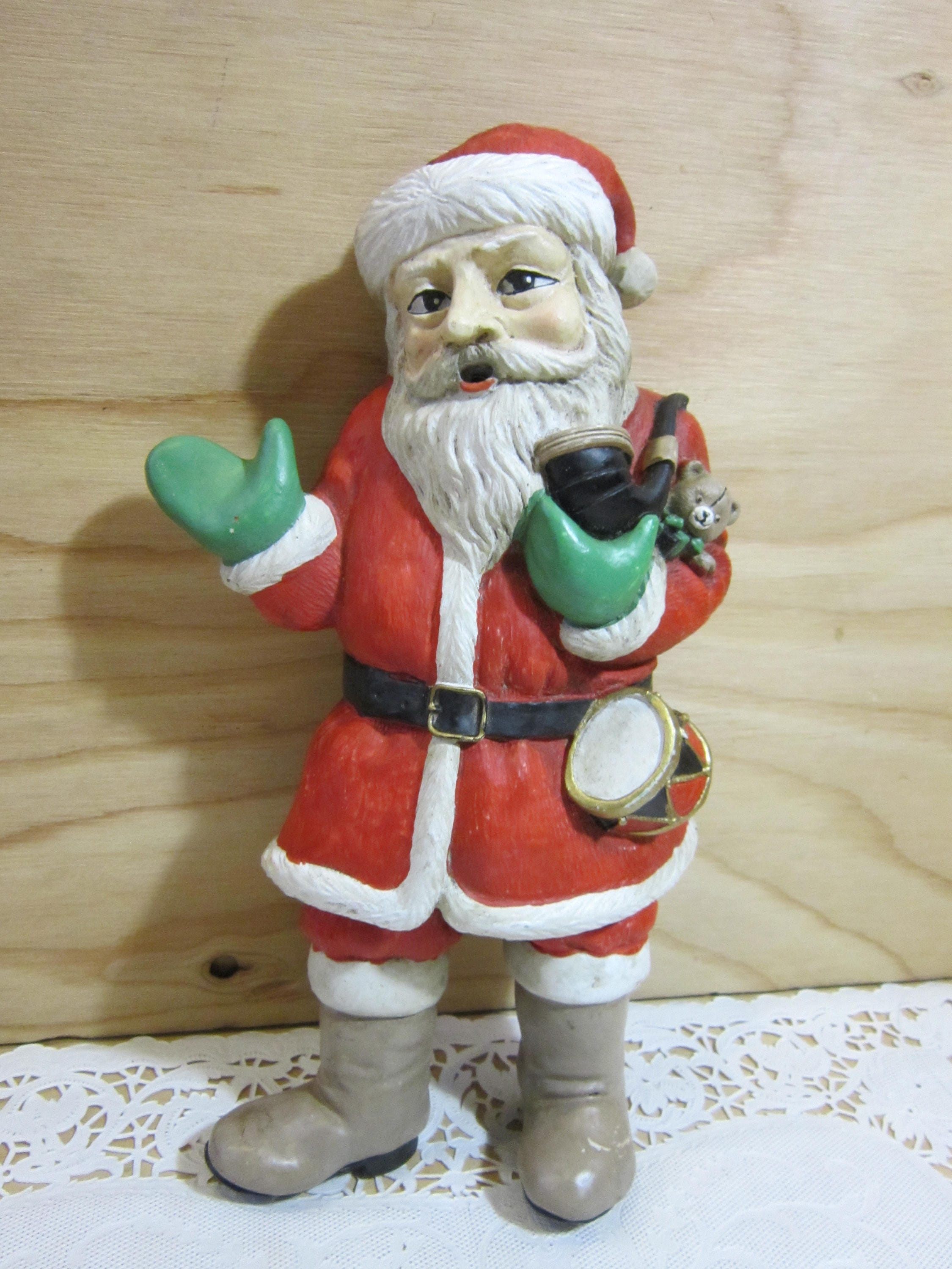 lithuania decor moments precious holiday decorative reviews figurine santas pdx wayfair santa