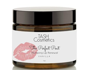 The Perfect Pout Lip Renewal-Vanilla