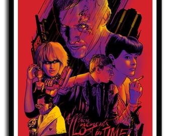 Blade Runner par JOSHUA BUDICH