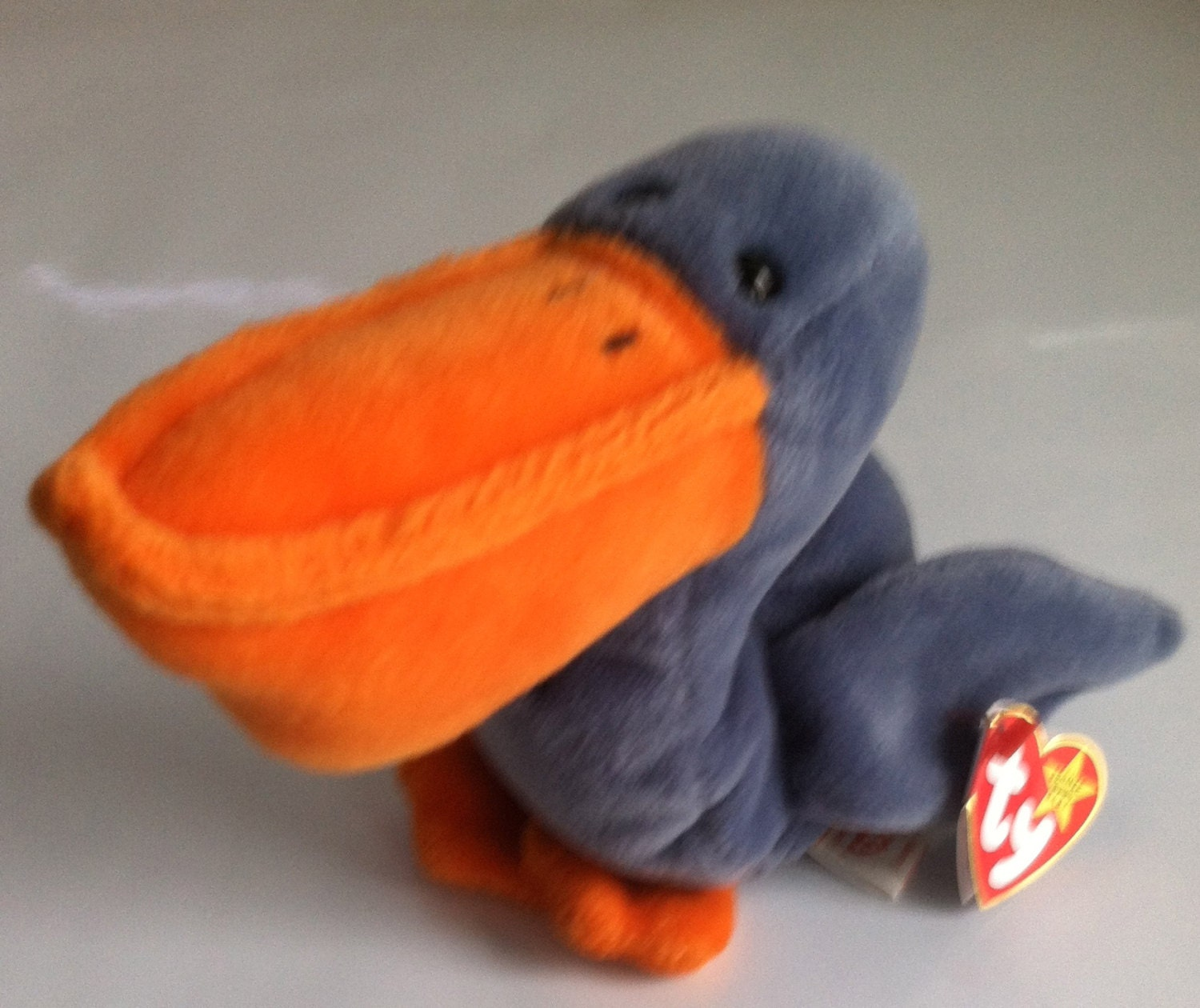 a054d9a1139 Ty Beanie Baby retired Scoop the pelican