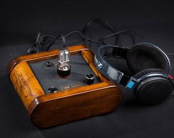 "TOR AUDIO ""Nick"" Headphone tube amplifier"