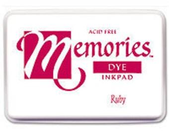 SALE Hero Arts Ruby Red Archival Dye Ink Pad