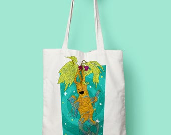 Mandrake | | Shopping Bag designed by us, with love.