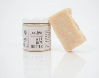 Soap & All Over Butter Set
