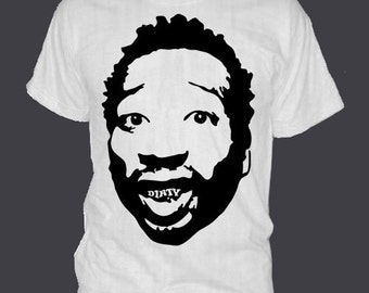 ODB Ole old dirty BASTARD wu -tang gza rza rap t-shirt tee shirt short or long sleeve your choice! all sizes many colors