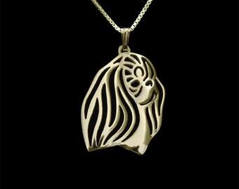 Pekingese jewelry - Gold