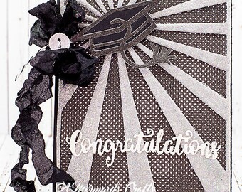 Congratulations Graduate Graduation Greeting Card