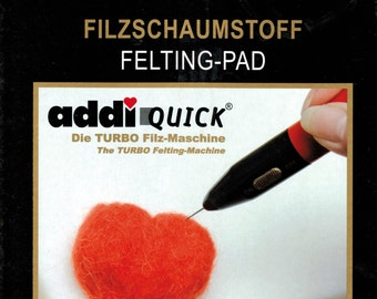 addiQUICK HOBBY accessories - felting pad