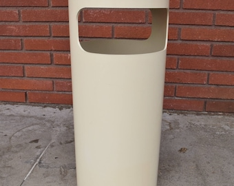 Kartell Trash Can/Ash Tray designed by G. Colombini
