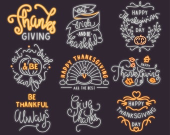 Thanks giving clipart,Thanks giving wishes clipart,commercial use,vector graphics,digital clip art,Instant download