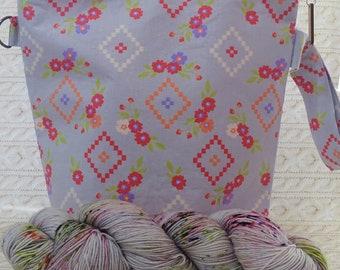 Southwest Floral Shawl bag