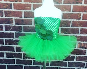 Poison Ivy Tutu Costume Poison Ivy Costume