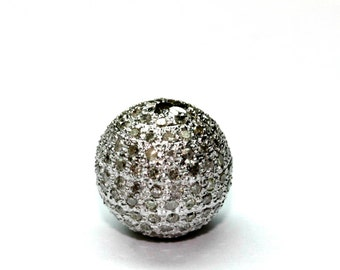 White Gold Ball