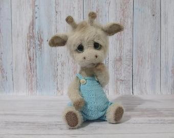 Giraffe amigurumi, Crochet Giraffe , Amigurumi Giraffe plush, Giraffe Toy