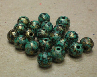 Antique Style Beads