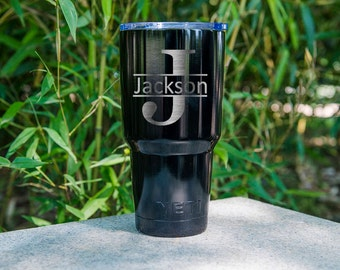 YETI Tumbler Personalized YETI Cup Boyfriend Gift Personalized Gift For Boyfriend Christmas Gift Husband Gift Brother Gift Father Gift