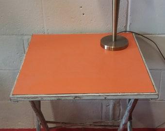 Funky Seventies Folding Side Table