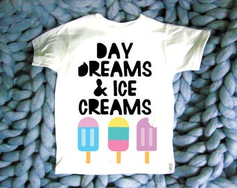 Day dreams & Ice creams svg jpg
