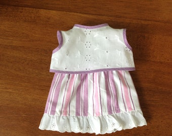 """Handmade 18"""" Doll Clothes, 18 Inch Doll Clothes, 18"""" Fashion Doll Clothes, 18"""" Doll Outfit, FromLindasHouse"""