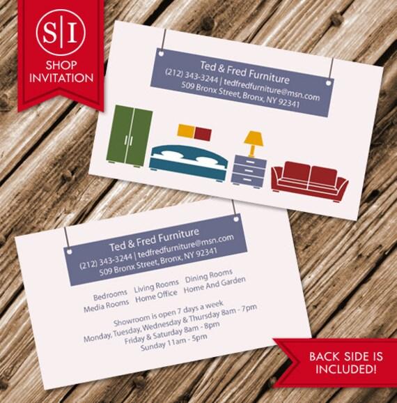 Furniture interior designer business card free shipping from furniture interior designer business card free shipping from shopinvitation on etsy studio colourmoves