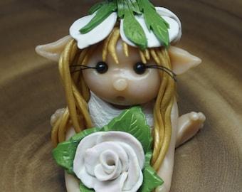 May Rose Fairy Garden Elf