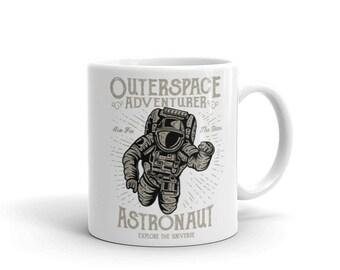 Astronaut Adventurer Mug