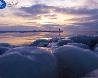 Winter in Holland, Michigan