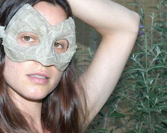 Masque de chat de hibou.