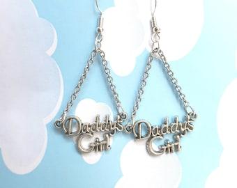 Daddy's Girl Earrings