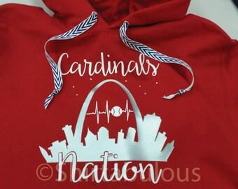 Cardinals Nation Hoodie