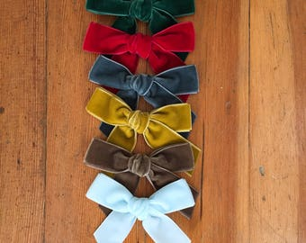 penny bow clip-SALE