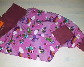 Harem trousers for children Gr. 86/92