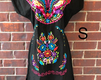 Mexican kimona dress
