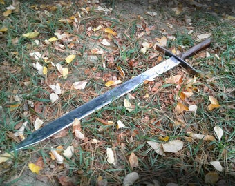 Made to order - Steel Sword