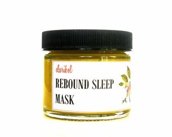 Rebound Sleep Mask & Gel Based Moisturizer | Regenerate and Renew