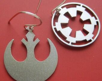 Rebel and Imperial Earrings