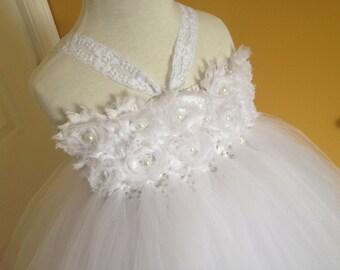 Flower girl tutu dress   Etsy