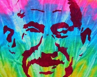 Rainbow Gandhi Print