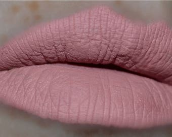 LOLITA Matte Pink Liquid Lipstick
