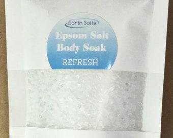 REFRESH - Bath Salts with Epsom Salt 100g