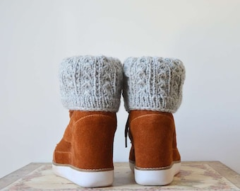 Leg warmers, Boot Cuffs, Boot toppers