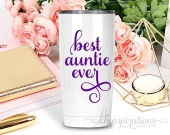Auntie Mug, Auntie Coffee Mug, Auntie, Travel Mug, Auntie Gifts, Gifts for Auntie, New Auntie, Best Auntie Ever Mug
