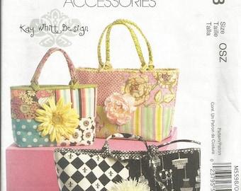 McCall's 5598 Kay Whitt Bag Designs Pattern
